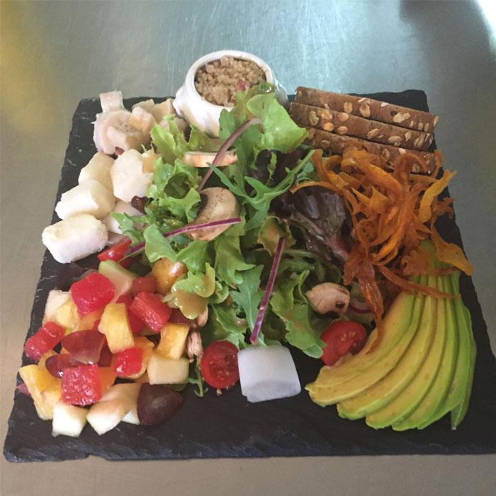 La Carte des Salades